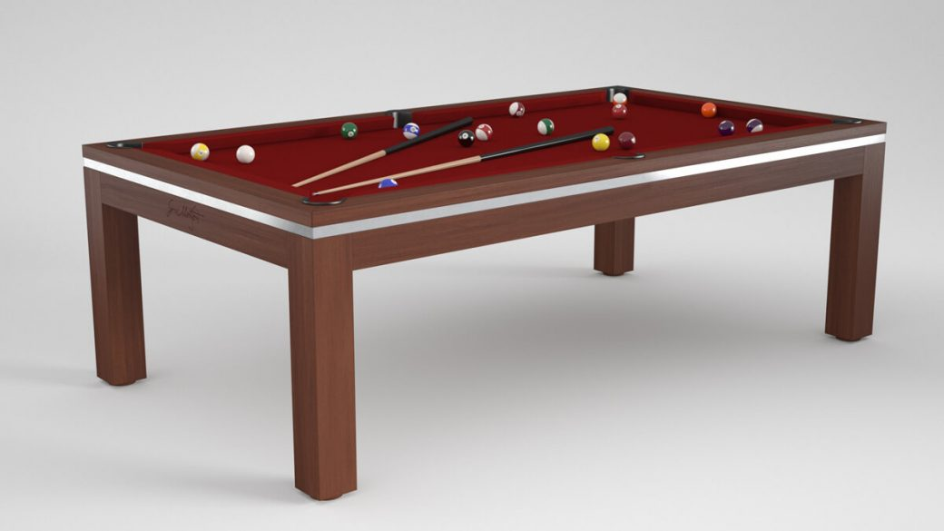 billard-heritage-camargue-noyer-red