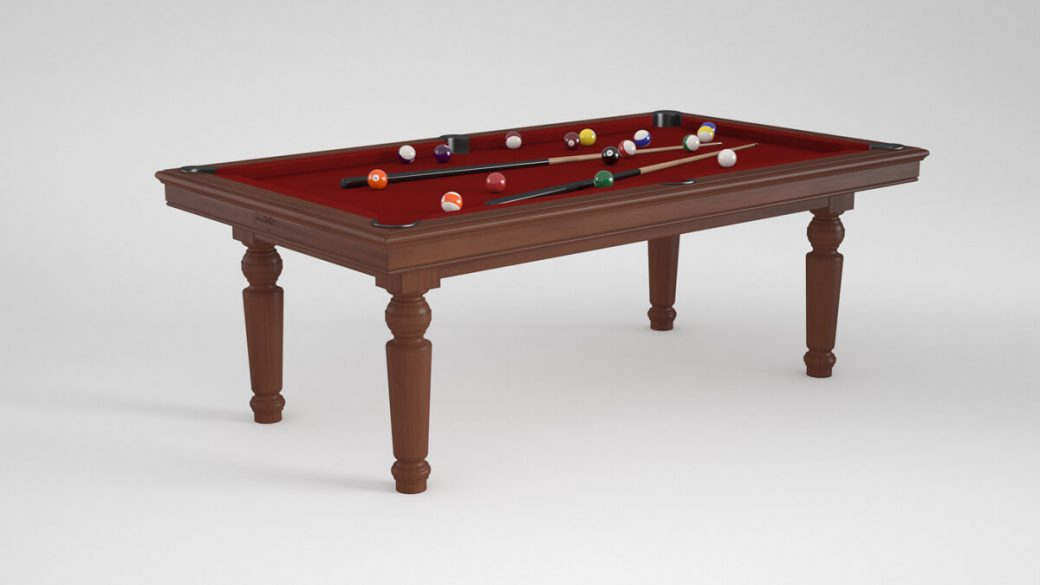 billard-heritage-guernesey-noyer-red